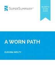 Literary analysis essays on a worn path